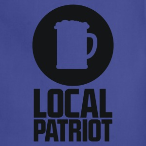 Local Patriot Beer Long Sleeve Shirts - Adjustable Apron