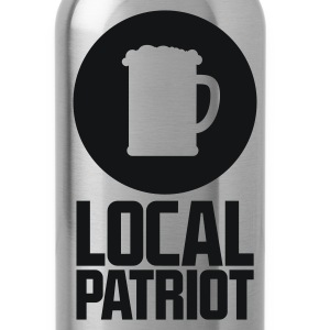 Local Patriot Beer Long Sleeve Shirts - Water Bottle