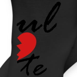 soul mate - left Women's T-Shirts - Leggings