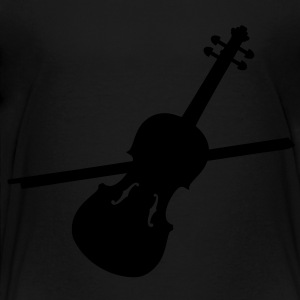 Violin Kids' Shirts - Toddler Premium T-Shirt
