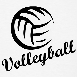 volleyball Tanks - Men's T-Shirt