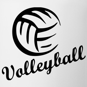 volleyball Tanks - Coffee/Tea Mug
