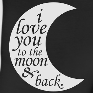 i love you to the moon & back T-Shirts - Leggings