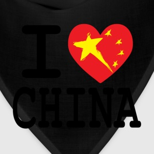 I Heart China T-Shirts - Bandana