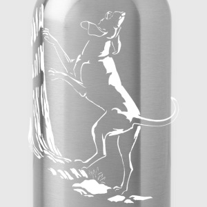 Hound Dog Shirt Hunting Dog Gifts Kids - Water Bottle