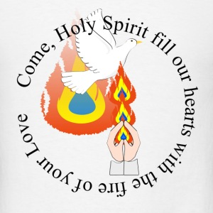 holyspirit Hoodies - Men's T-Shirt