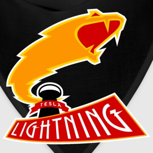 The Tesla Lightning Hoodies - Bandana