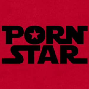 Porn Star Caps - Men's T-Shirt by American Apparel