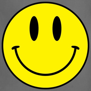 Acid Smiley Face Extazy Revolution T-shirt Tablet  - Adjustable Apron