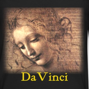 Da Vinci - Woman - Men's Premium Long Sleeve T-Shirt