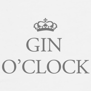 Gin O'Clock Mug - Men's Premium T-Shirt