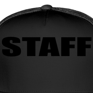 T-shirt staff - Trucker Cap