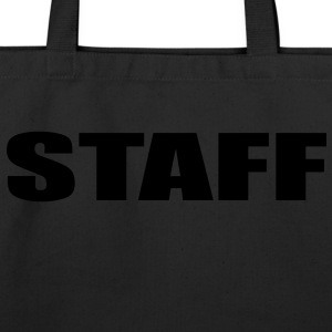 T-shirt staff - Eco-Friendly Cotton Tote