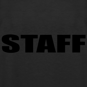 T-shirt staff - Men's Premium Tank