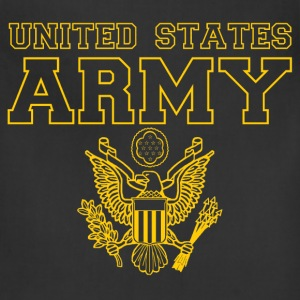 US Army T-Shirts - Adjustable Apron