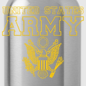 US Army T-Shirts - Water Bottle