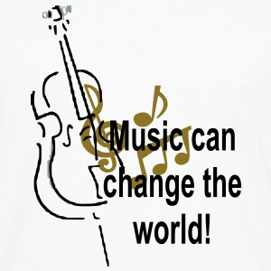 violin2 Other - Men's Premium Long Sleeve T-Shirt