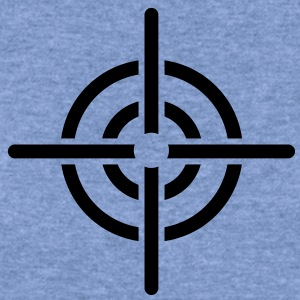Crosshairs T-Shirts - Women's Wideneck Sweatshirt