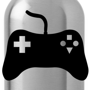 Gaming Console T-Shirts - Water Bottle
