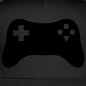 Gaming Console Long Sleeve Shirts - Trucker Cap
