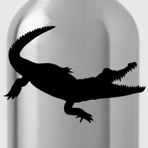 Crocodile Kids' Shirts - Water Bottle