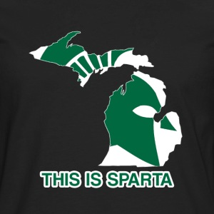 This Is Sparta Kids' Shirts - Men's Premium Long Sleeve T-Shirt