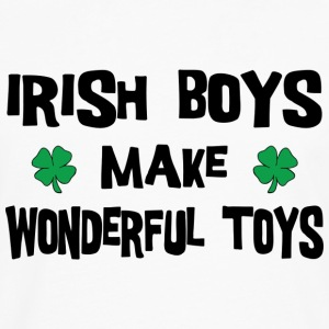 Irish Boys Make Wonderful Toys T-Shirt - Men's Premium Long Sleeve T-Shirt