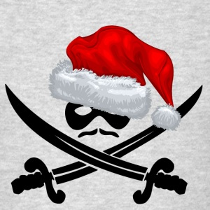 Dread Pirate Santa - Men's T-Shirt