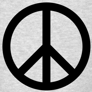 Peace Sign Sweatshirts - Men's T-Shirt