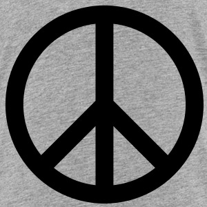 Peace Sign Sweatshirts - Toddler Premium T-Shirt