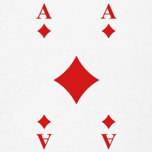 Ace of Diamonds Other - Men's T-Shirt