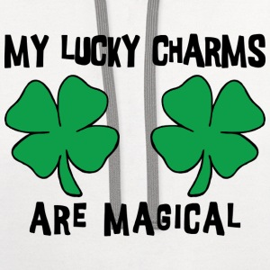 My Lucky Charms T-Shirt - Contrast Hoodie