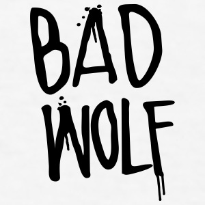 Doctor Who: Bad Wolf Mug - Men's T-Shirt
