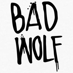 Doctor Who: Bad Wolf Mug - Men's Premium Long Sleeve T-Shirt