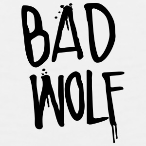 Doctor Who: Bad Wolf Mug - Men's Premium Tank