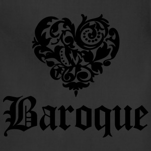 Love Baroque T-Shirts - Adjustable Apron
