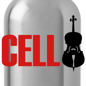 cello T-Shirts - Water Bottle