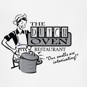 Dutch Oven Restaurant T-Shirts - Adjustable Apron