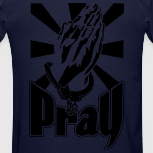 Power of Prayer - Men's T-Shirt
