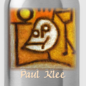 Paul Klee - Death and Fire - Water Bottle