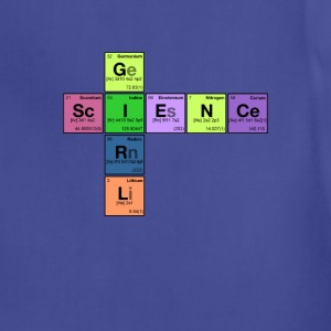 SCIENCE GIRL! - Periodic Elements Scramble - Adjustable Apron