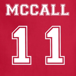 Lacrosse McCall T-Shirts - Adjustable Apron