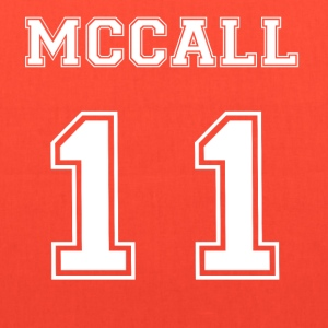Lacrosse McCall T-Shirts - Tote Bag