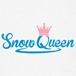 Snow Queen Tanks - Men's T-Shirt