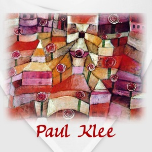 Paul Klee - Rose Garden - Bandana