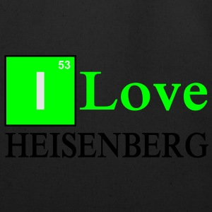 I love Heisenberg Hoodies - Eco-Friendly Cotton Tote