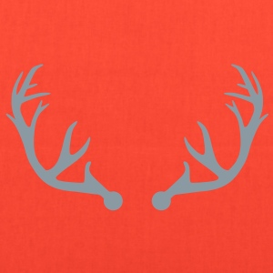 Deer antlers T-Shirts - Tote Bag