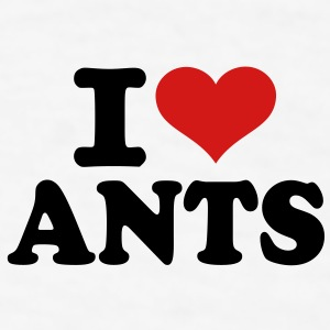 I love Ants Accessories - Men's T-Shirt