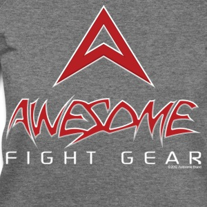 Awesome Fight Gear Women's T-Shirts - Women's Wideneck Sweatshirt