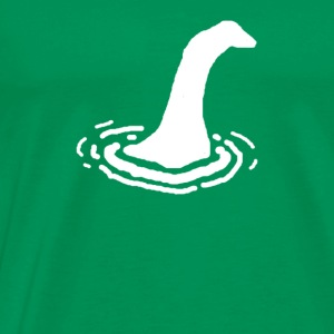 Nessie Shirt Hoodies - Men's Premium T-Shirt